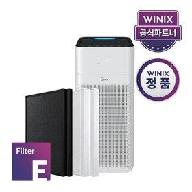 위닉스 (정품필터) 타워XQ500/600 공기청정기 필터세트 CAF-E0S4 (E필터) (제품명이나 필터타입 확인구매)