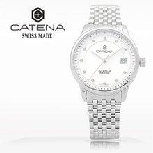 카테나(CATENA) 오토매틱 남성메탈시계(CA028D-BM)