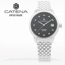카테나(CATENA) 오토매틱 남성메탈시계(CA028D-AM)
