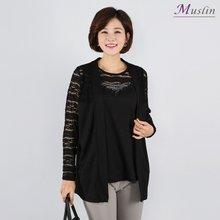 레이스 트윈세트 -TA8032311-모슬린 엄마옷 마담
