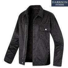 [해리슨] 남자 스웨이드 지퍼포인트 트러커 자켓 RTW1597