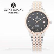 카테나(CATENA) 오토매틱 남성메탈시계(CA028D-2AM)