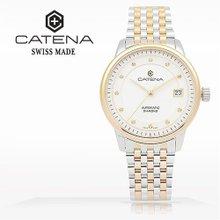 카테나(CATENA) 오토매틱 남성메탈시계(CA028D-1EM)