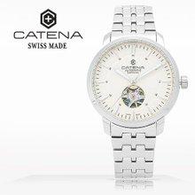 카테나(CATENA) 오토매틱 남성메탈시계(CA026H-EM)