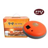한양 황토볼 돌찜질기 주머니+복대포함