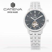 카테나(CATENA) 오토매틱 여성메탈시계(CA026D-AM)