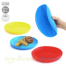 [실리만] 실리콘 접시 WSB203
