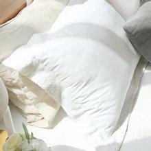 [럭스바자르] 레이스 60수 샤틴 호텔식 베개커버(50x70)