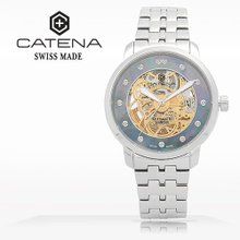 카테나(CATENA) 오토매틱 남성메탈시계(CA025H-AM)