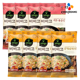 [CJ] 비비고 새우볶음밥 210g x 4봉 + 비비고 닭가슴살 볶음밥 210g x 4봉