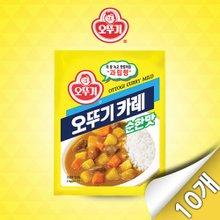 [오뚜기] 오뚜기 카레 순한맛 1kg x 10개