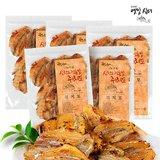 [국내산] 삼천포 전통맛 쥐치포 총 550g (110g X 5봉)