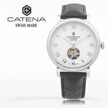카테나(CATENA) 오토매틱 남성가죽시계(CA023H-FA)