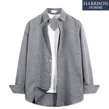 [해리슨] 남자 카치온 히든 긴팔셔츠 RTW1691