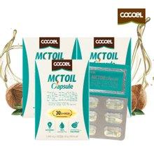 코코엘 MCT오일캡슐 3박스 (30캡슐 x 3)