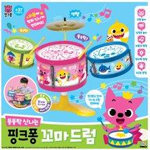 [미미월드] 둥둥탁 신나는 핑크퐁 꼬마 드럼