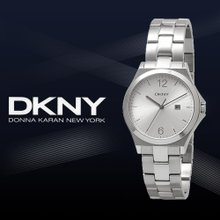 [QR인증]正品[DKNY]여성용 메탈시계(NY2365)