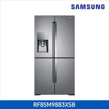 [삼성] T9000 스파클링 양문형 냉장고 [RF85M9883XSB]