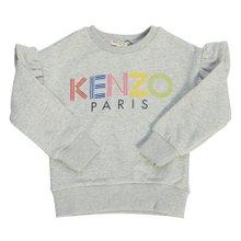 [겐조키즈] 로고 KP15108 25 5A6A 키즈 긴팔 맨투맨 티셔츠