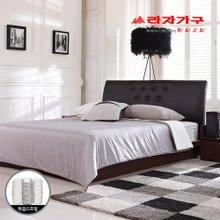 베르티체 평상형 침대세트RF-150P 퀸Q(독립 매트리스)