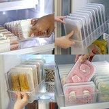 [실리쿡] 냉동실수납용기 냉동실 즉시 정리세트 (42종), 냉동실수납용기정리솔루션