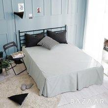 [바자르] 더라인 호텔식 침대스커트(Q)
