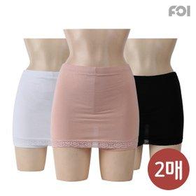 2매  구성 / Y라인 방지 속바지/깨끗하고 안전한 국산고품질/여성속바지/여성속옷/속바지
