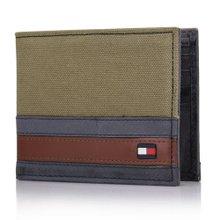 [타미힐피거 지갑] 카키 남성 지갑 (22x050)