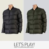 [마운틴가이드]겨울용 등산복/작업복/단체복/패딩/남성 항공잠바 등산자켓 JPM-J744013