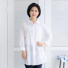 마담4060 엄마옷 플라워셔츠-ZBL005030-