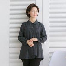 마담4060 엄마옷 앞가림블라우스 QBL902023