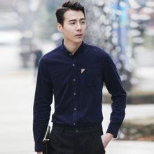 [단군] 코듀로이차이나셔츠