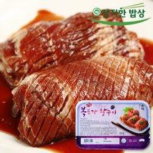 맛있는 복분자 돼지왕구이세트 1.2kg x 6팩 (총7.2kg)