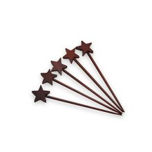 [박씨상방] 나무 별 과일꽂이(5인용)T