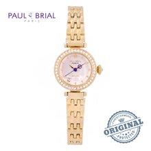 폴브리알(PAUL BRIAL) 여성시계(/PB8008GD/팔찌밴드)