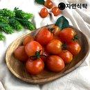 [자연식탁]고당도 스테비아 단마토, 대추방울 샤인마토 500g x 2팩(1kg)