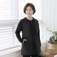 마담4060 엄마옷 패딩배색생활점퍼-ZJP002016-