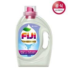 [FiJi] 피지 센서티브젤 클린 액체세제 일반드럼겸용 2.7L