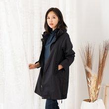 마담4060 엄마옷 매력가득롱점퍼 QJK908007