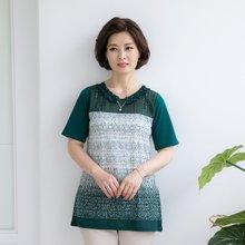 마담4060 엄마옷 행복한상상티셔츠 QTE905037