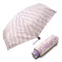 [VOGUE] 보그 5단 수동 우산(양산겸용) - 바이올렛립