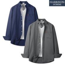 [해리슨] 594 리얼 무지 셔츠 JIM1127