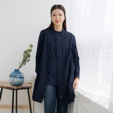 마담4060 엄마옷 베이직롱점퍼-ZJP002013-