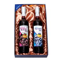 무료배송[베리나라] 발효원액 선물세트 2종세트 5호(복분자+블루베리)무료배송