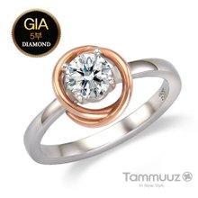 [타뮤즈]14K GIA5부 다이아몬드-아델라-D2018R-반지