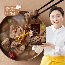 [김나운더키친] 풍미진 갈비탕 600g x 10팩(6kg)