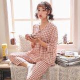 모스트2070 바비앤 여성 잠옷 홈웨어 세트 (3color)