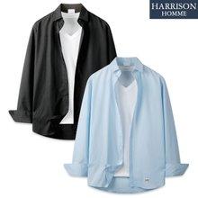 [해리슨] 588 일반 카라 셔츠 JIM1141