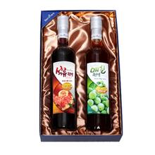 무료배송[베리나라] 발효원액 선물세트 2종세트 3호(석류+매실)무료배송