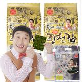 [광천김] 달인 김병만의 재래식탁김15봉/파래식탁김15봉(선택가능)